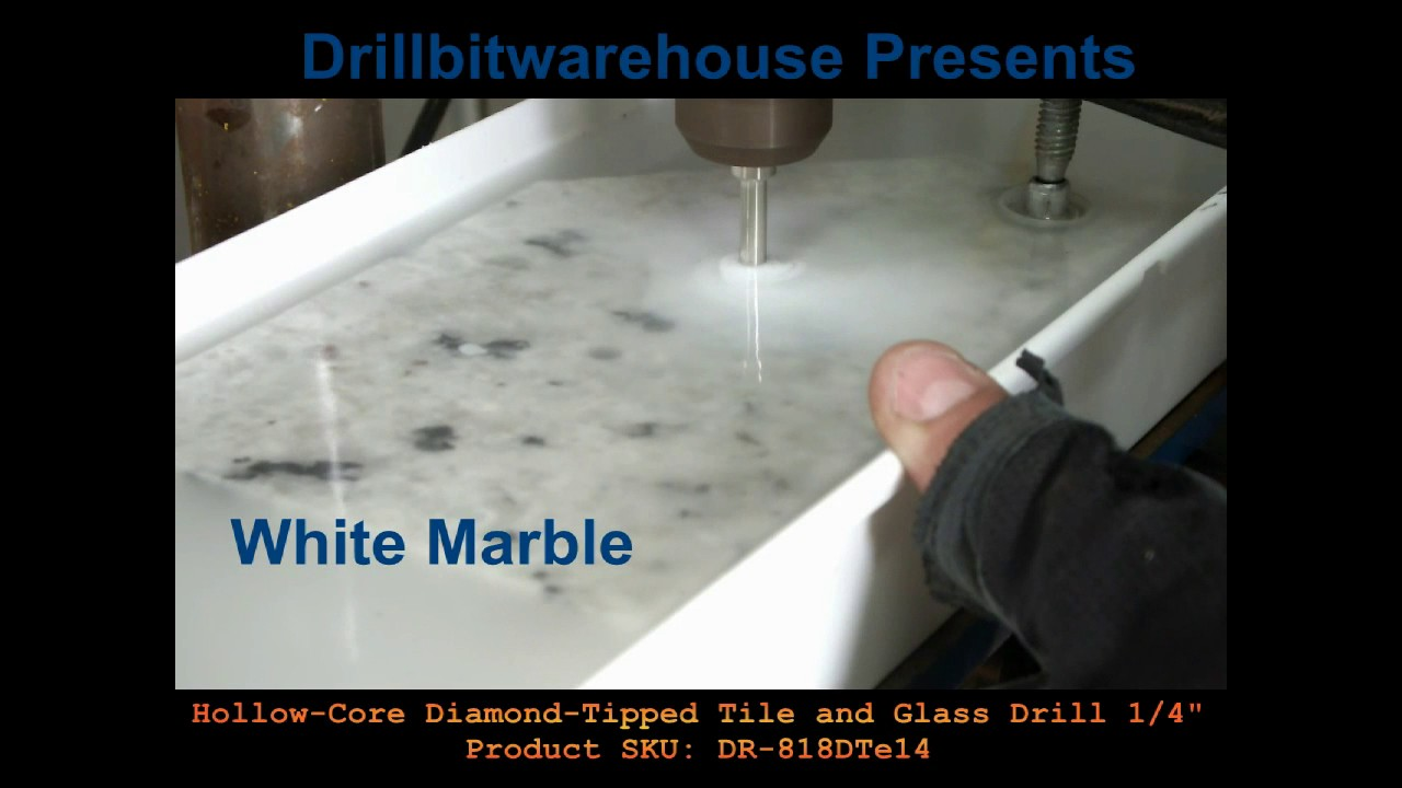 drilling marble