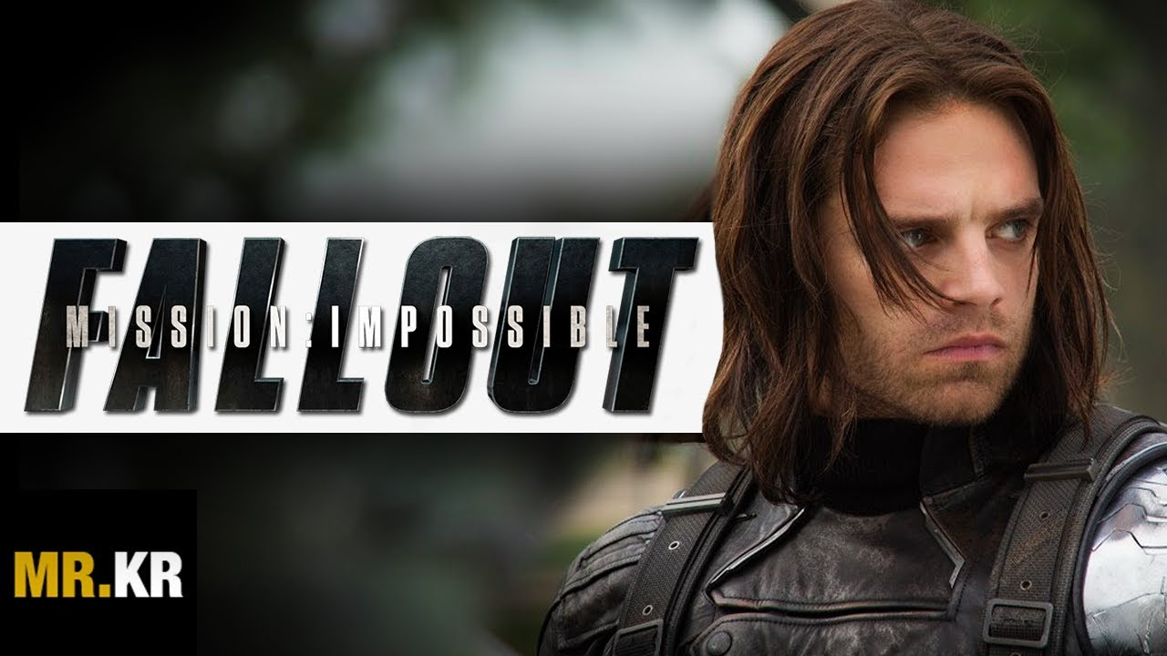 Captain America The Winter Soldier Mission Impossible Fallout Style