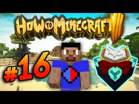HOW TO MINECRAFT S3 #16 'ENCHANTING!' with Vikkstar