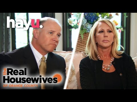 Unseen Footage: Brooks And Vicki Go Counselling | The Real Housewives Of Orange County