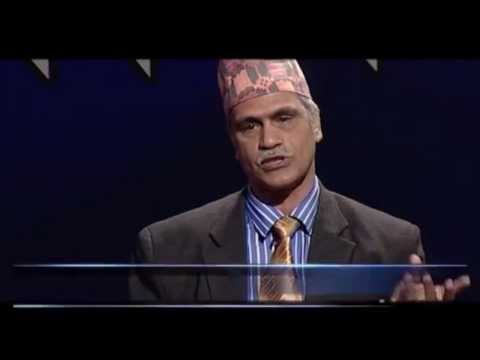 Terrified Nepali Reaction to GMO!