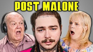 Baixar ELDERS REACT TO POST MALONE (Psycho, Rockstar, White Iverson)