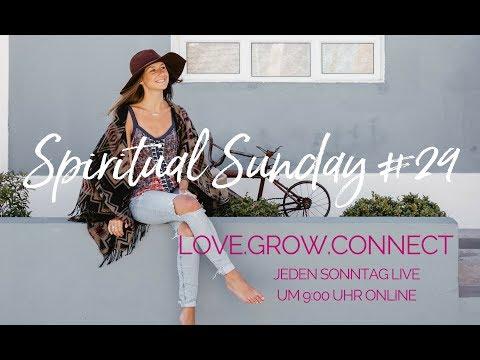 Spiritual Sunday Live Webinar #29 - Ich träume groß