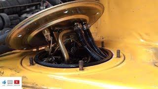 BMW R1150GS fuel pump change - BMW R 1150 GS Benzinpumpe wechseln - BMW R1150R - BMW R1150RT