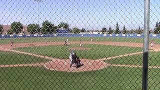 Boys Baseball Bakersfield Christian vs  Arvin 4/3/2018