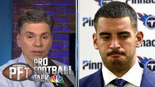 PFT Top 30 Storylines: Marcus Mariota's last chance | Pro Football Talk | NBC Sports