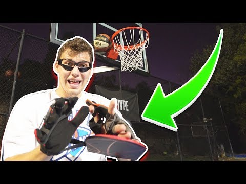 Trying WEIRDEST Basketball Training Products On AMAZON