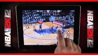 NBA 2K12 iOS Trailer