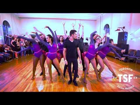 Toronto Dance Salsa TDS Bachata Performance