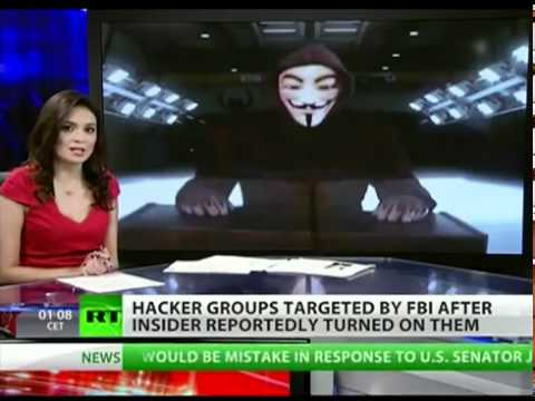 Anonymous: FBI arrest of members of #LulzSec