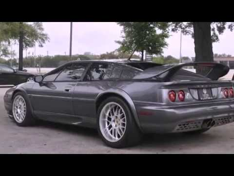 Preowned 2004 Lotus Esprit V8 Austin Tx 78750 Youtube