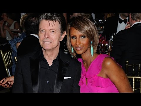 Iman Reflects on Life With David Bowie: I've Seen More Than I Could Have Dreamt