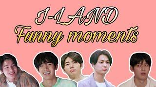 I-LAND Funny Moments pt.2