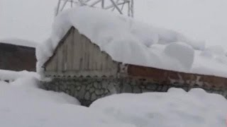 Afghanistan Taliban Engages In Rescue Efforts After Deadly Snowfall