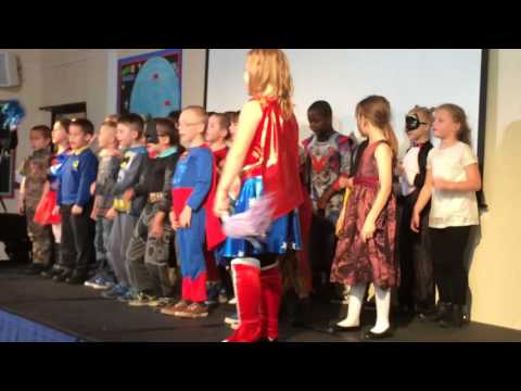 Children In Need Talent Show 2015
