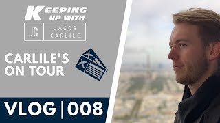Carlile's On Tour | Keeping Up With Jacob Carlile | 008