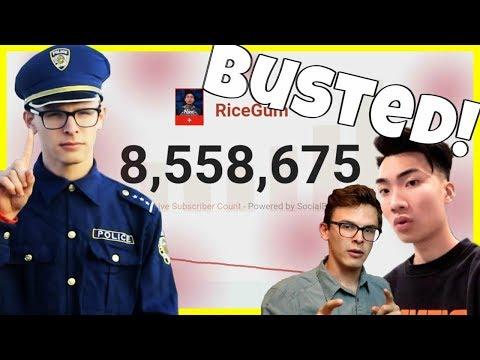 Content Cop - Ricegum: Did Ricegum Content Cop Idubbbz?