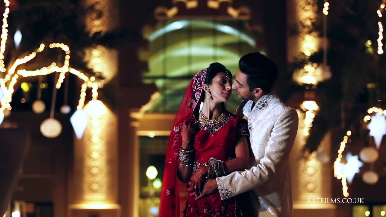 Gujarati Wedding Highlights Jesal Rajeev Dubai Indian Kat Films