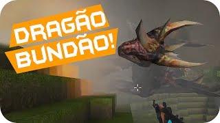 Castle Miner Z - Dragão Bundão! #16