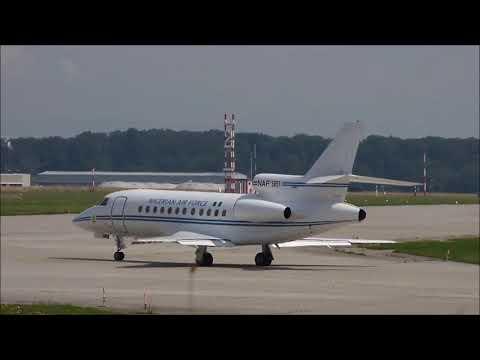 Presidential Jet Departs UK for Nigeria
