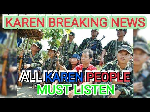 Karen News 31/3/2018 IMPORTANT NEWS MUST LISTEN (KBN)