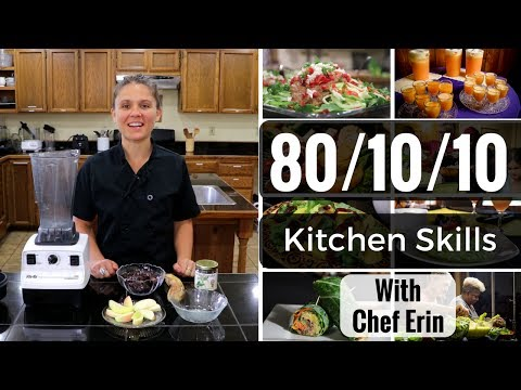 80/10/10 Quick and Easy Raw Vegan Marinara Sauce