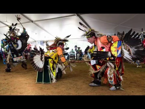 Lumbee powwow 'Dance of the Spring Moon'