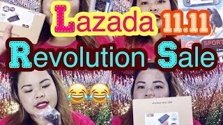 LAZADA 11.11 Revolution SALE Quick Haul !!!