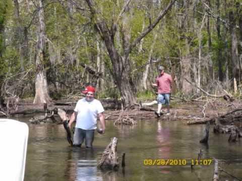 HILARIOUS P'MAWS BAIT SHACK OUR LIFE ON THE BAYOU HUNTING