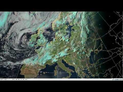European Weather August 2012
