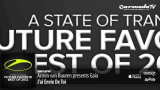 Out now: Armin van Buuren - A State Of Trance - Future Favorite Best Of 2012