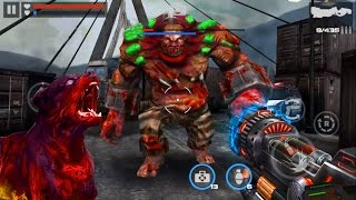 DEAD TARGET: Zombie    Rank 43 - Kill 4 BOSS and Completed Mission 「Android Gameplay」