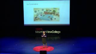 Encouraging Hispanic Girls to Grow | Michelle Navarro | TEDxMountainViewCollege