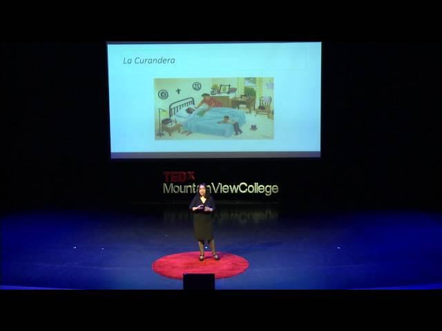 Encouraging Hispanic Girls to Grow | Michelle Navarro | TEDxMountainViewCollege