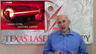Texas Laser Therapy - Trino Pedraza Testimonial