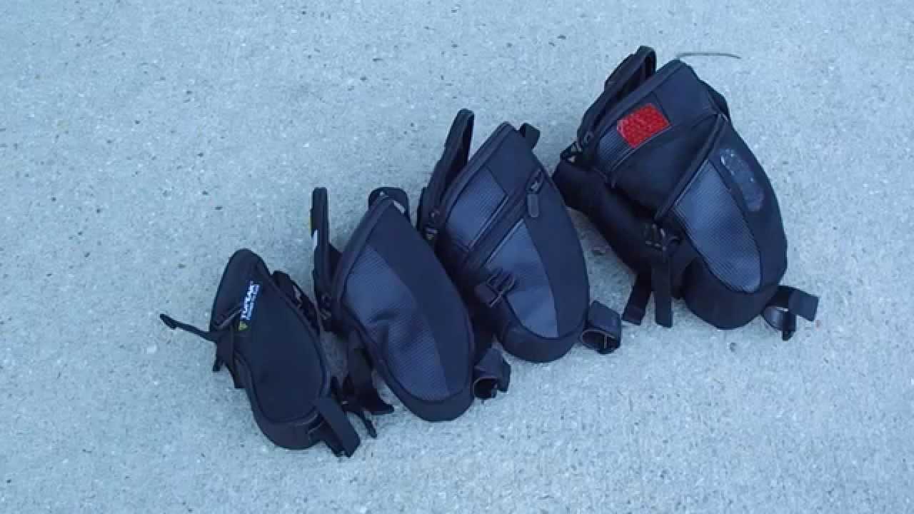 Topeak seat pack Aero Wedge Packs saddle bag Medium