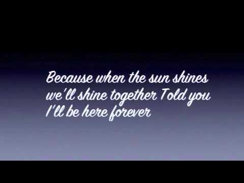 Umbrella -Taylor Swift Lyrics