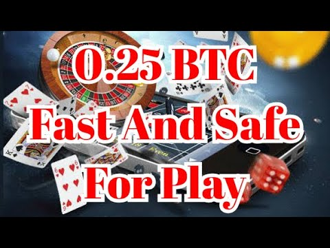 Earn 0.25 BTC Play Online Gambling BItcoin Casino 2020 9