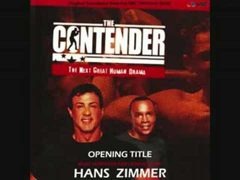 (+) The Contender-Main Title