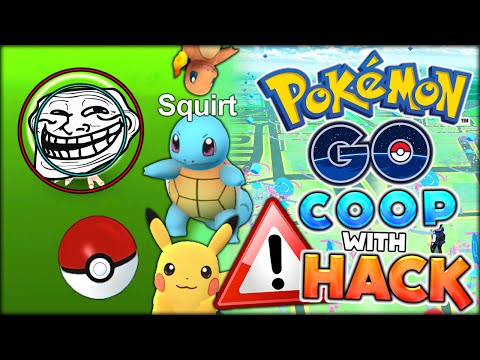 STARTING OUR TROLL COOP JOURNEY!! POKEMON GO FUNNY MOMENTS #1 (Pokemon Go PC w/ Hack / Cheats)