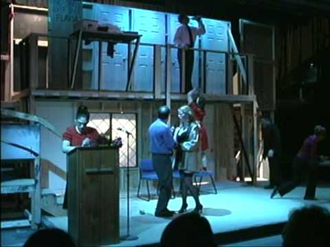 Noises Off Act Two