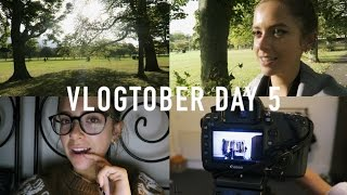 Vlogtober Day 5: Sneaky Pizza   Sunbeamsjess
