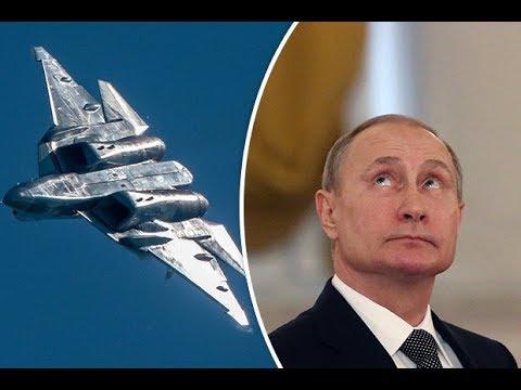 SU-57 صور الأقمار الاصطناعية كشفت وجودها في سوريا