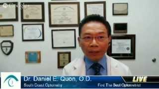 South Coast Optometry: Dr. Daniel E. Quon, OD: How To Find The Best Optometrist Costa Mesa, CA
