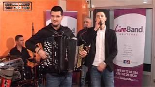 Zeljoteka Antena & Live Band Krusevac (Slobodan Djurkovic) - To ludo srce moje