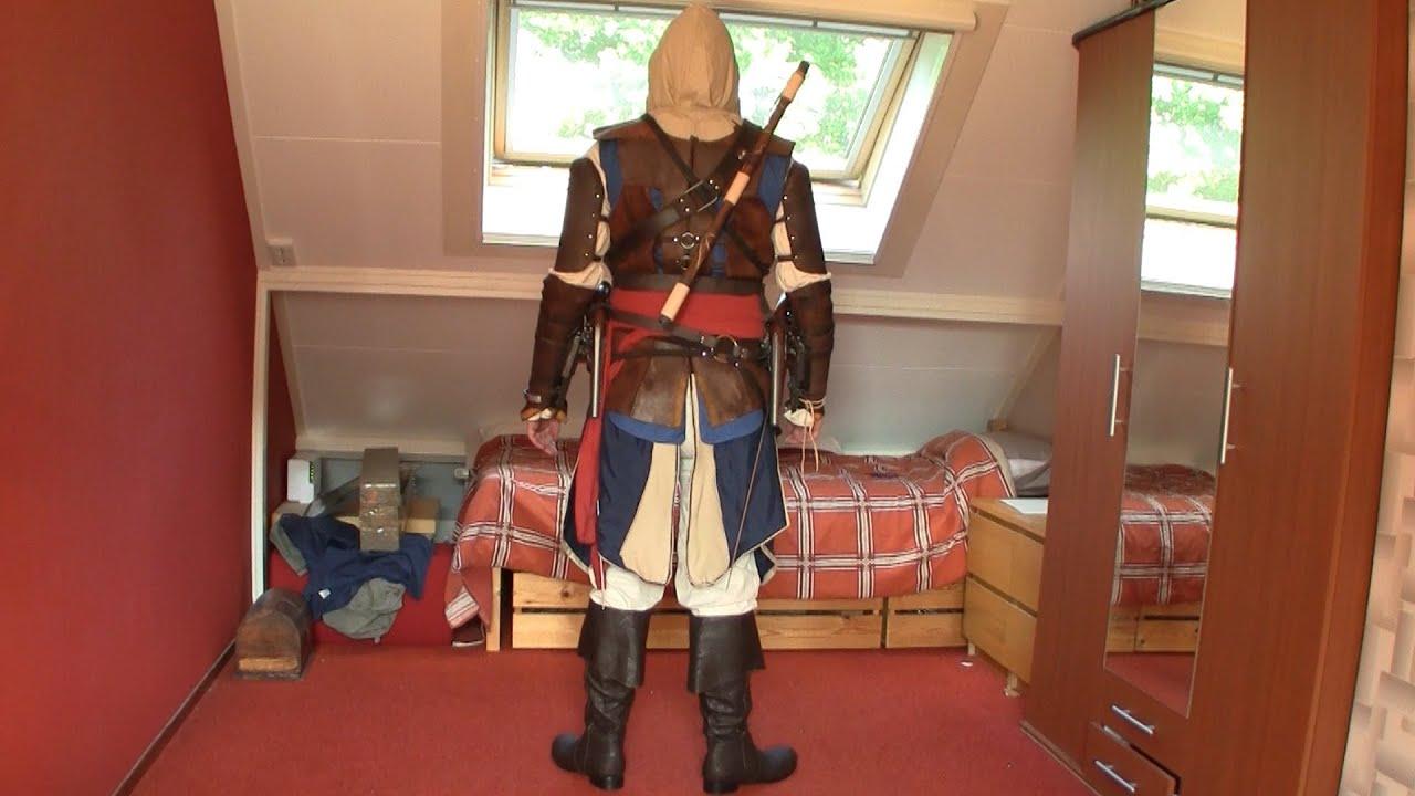 Edward Costume Ac4 Bf Full Costume Youtube