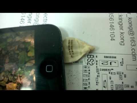 видео: Как очистить динамик iphone 5, 5s и других