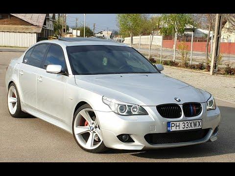 BMW E60 M PAKET Presentation