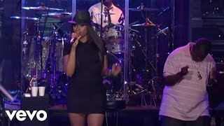 Jennifer Hudson - Why Is It So Hard (Live on Letterman)