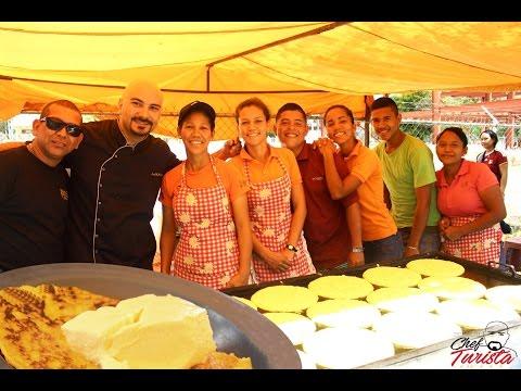 Como hacer cachapas venezolanas - Especial emprendedora invitada Con Janeth Carreño